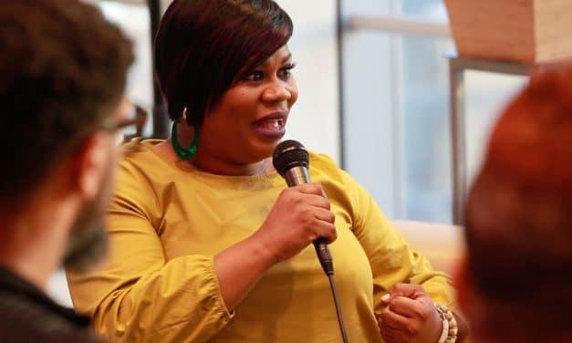 Girl Wonder: Maranda Curtis Transforms the Worship Experience